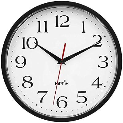 HIPPIH Plastic Wall Clock