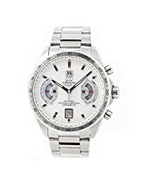 Tag Heuer Grand Carrera swiss-automatic mens Watch CAV511B (Certified Pre-owned)