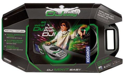 Kosmos 620134 - Das DJ-Mischpult, mix-it-easy Lernen