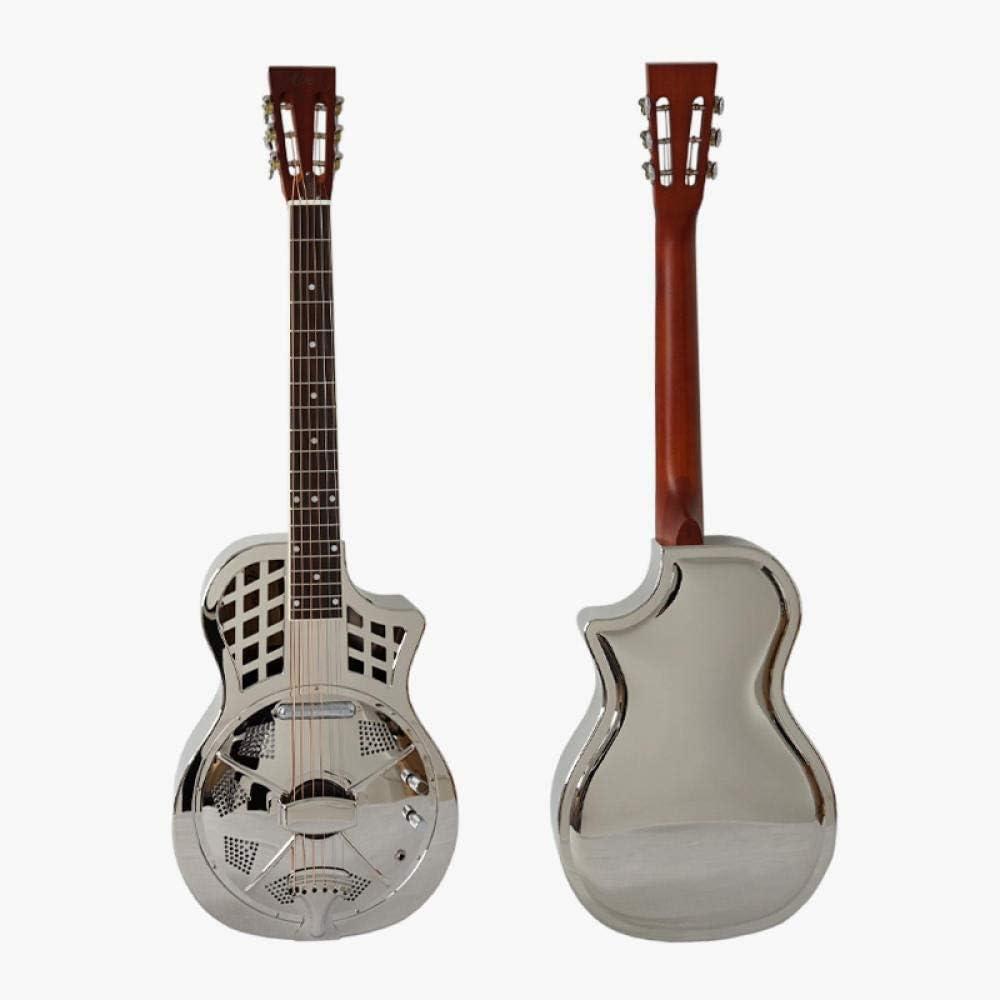 Florwesr Latón de la Guitarra eléctrica del resonador Sala con el ...