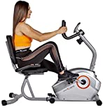 Body Xtreme Fitness Recumbent Bike BXF003 – Home Exercise Equipment, Silver/Orange, Magnetic Tension Recumbent Bike with Workout Goal Setting Computer! + BONUS COOLING TOWEL Review