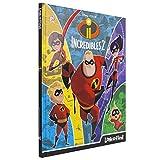 Incredibles 2 Look & Find