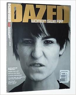 dazed confused magazine 40 march 1998 women swear