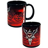 All Seeing Eye Sky Alternative Nu Goth Genuine Darkside Mug by Darkside