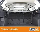 Travall Guard for Ford Escape (2012-Current) Also for Ford Kuga (2013-2016) TDG1411 – Rattle-Free Luggage and Pet Barrier