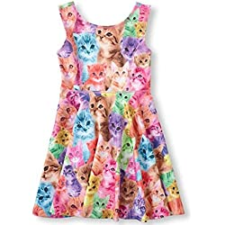 Jxstar big girl dress girls summer dress girls dress size 8 140