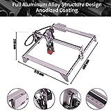 ATOMSTACK A5 Pro 40W Laser Engraver Master, Wood
