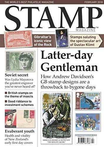 Magazines : Stamp Magazine