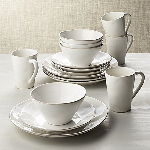 crate-and-barrel-marin-white-16-piece-dinnerware-set