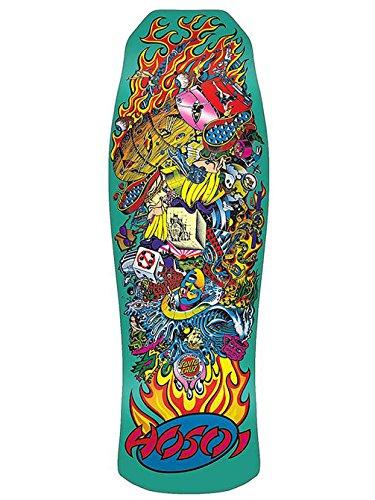 Santa Cruz Skateboard Decks - Santa Cruz Hosoi (Santa Cruz Deck)