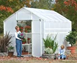 Solexx Garden Master Greenhouse 8' X 8' X 8' 9'' - 5mm