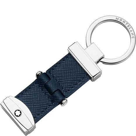 Montblanc Sartorial Llavero 9 Centimeters Azul (Blau ...