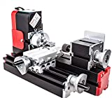 Newest Miniature Metal Multifunction Machine Lathe machine 20000rev/min DIY