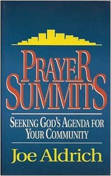 Book Prayer Summits