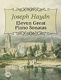 Eleven Great Piano Sonatas (Dover Music for Piano)