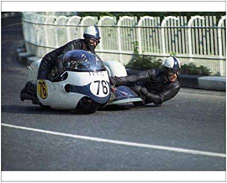 Impresión fotográfica de Peter Hardy a Ron Hardy (HTS) 1969 ...