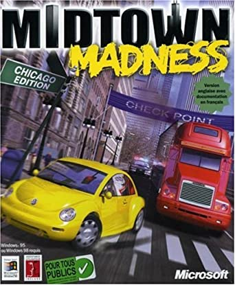 voiture pour midtown madness 2