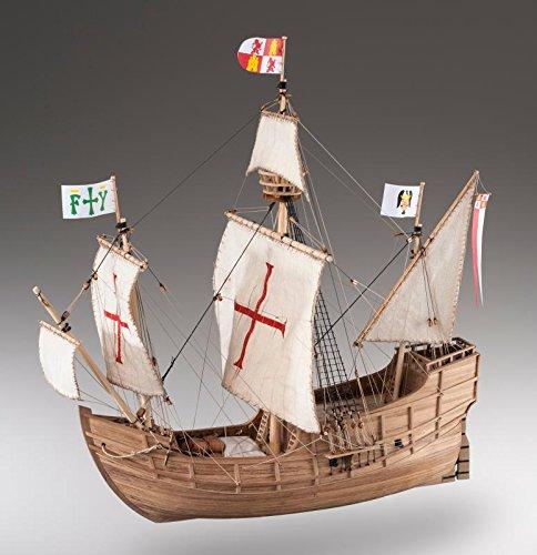 (Santa Maria - Model Ship Kit by Dusek)