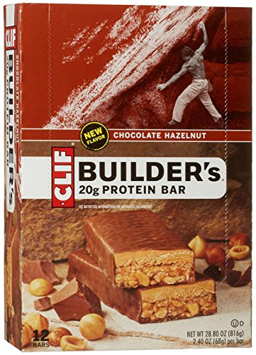 Clif Builders Protein Bars Chocolate