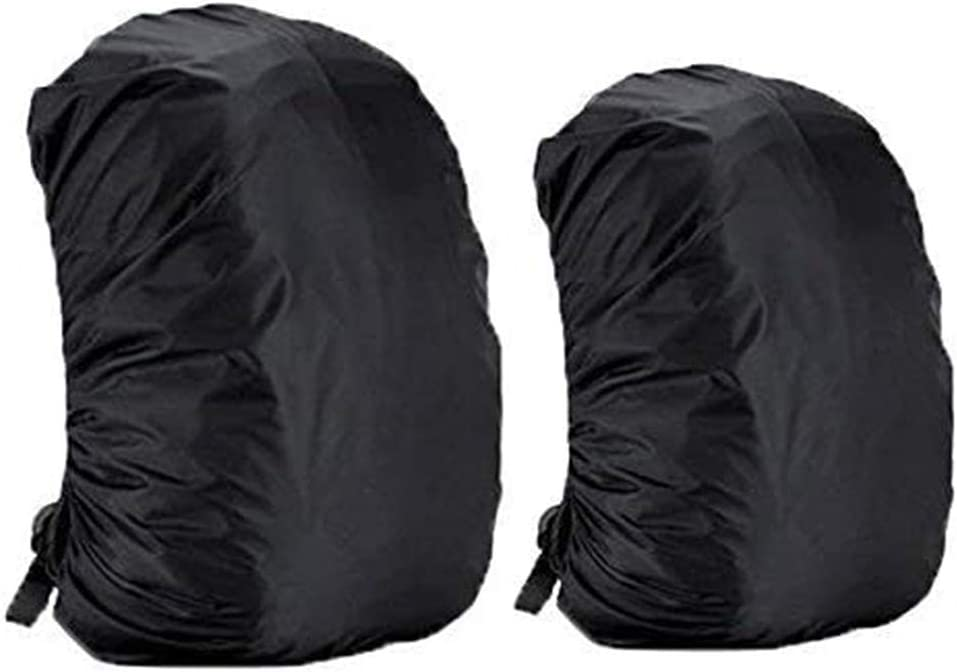 Dricar 2 * Fundas Cubiertas de mochila Protector de Lluvia Impermeable