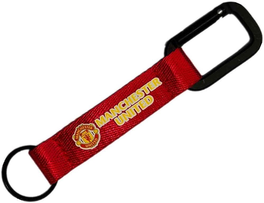 Fit Men Women Multi-purpose Key Chain Tours Events Football Club Durable Carabiner Metal Ring