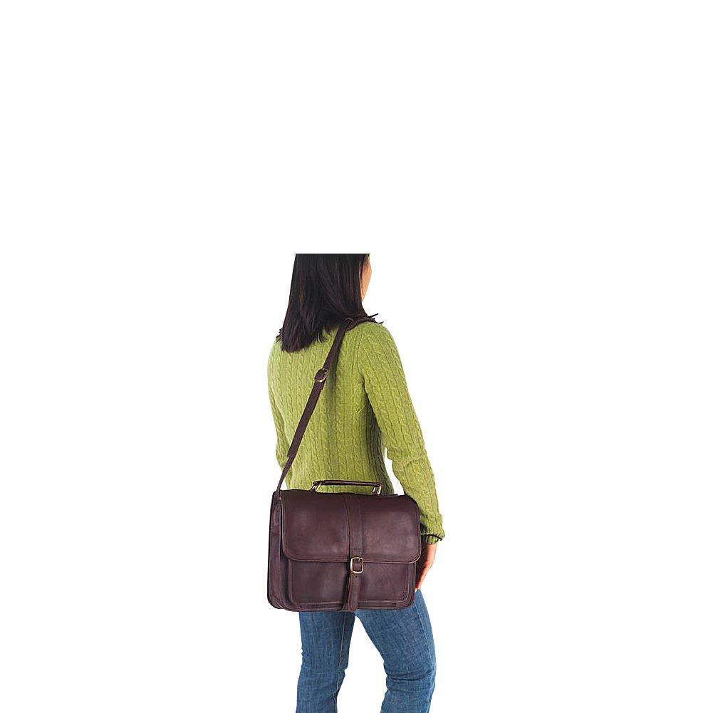 Vachetta Tan 1162TAN P478643 Vachetta Tan Leather Clava School Leather Bag