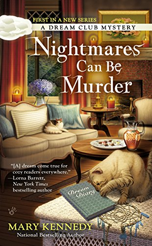Nightmares Can Be Murder (Dream Club Mystery Book 1)