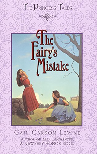 book cover of The Fairy\'s Mistake