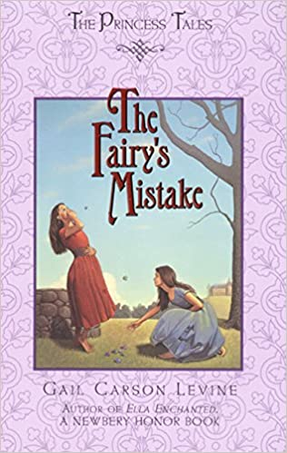 Image result for the fairy mistake by gail carson levine