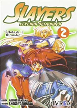 Slayers: Leyenda Demoníaca 02 por Hajime Kanzaka
