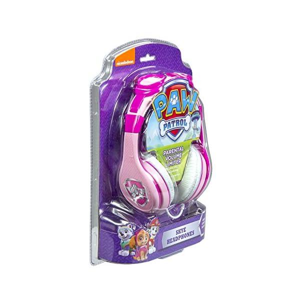 New Paw Patrol Headphones Skye Paw Patrol Headphones With Ears