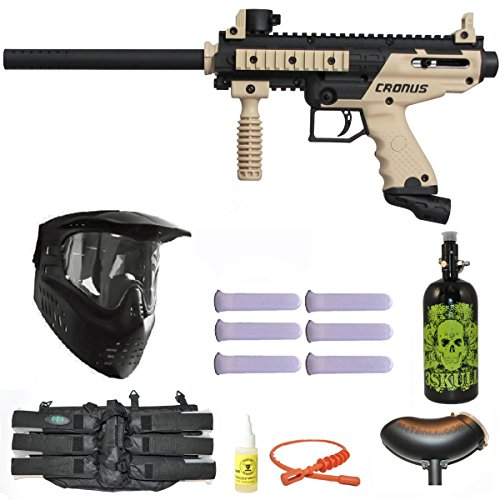 Tippmann Cronus Paintball Gun 3Skull N2 Mega Set by 3Skull