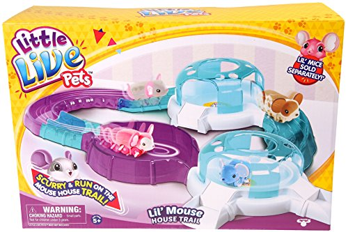 Little Live Pets Lil Mouse Trail
