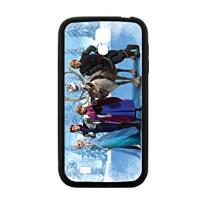ORIGINE Frozen Princess Elsa Anna Kristoff Olaf Sven Hans Cell Phone Case for Samsung Galaxy S4