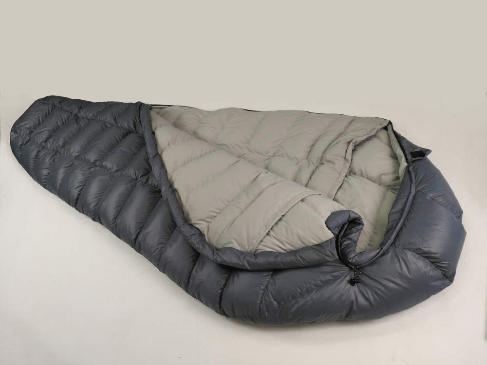 Eagles キャンプ寝袋 グースダウン寝袋 冬用ダウン寝袋 グースダウン キャンプ寝袋 冬用超軽量グースダウン寝袋   B07L18868R