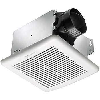 Delta BreezGreenBuilder GBR80 80 CFM Exhaust Bath Fan