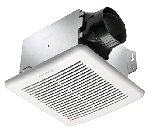 - Delta Breez GBR80H GreenBuilder 80 CFM Exhaust Fan with Adjustable Humidity Sensor and Speed Control