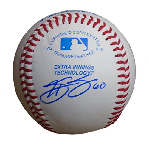 San Francisco Giants Hunter Strickland Autographed Hand Signed Baseball with Proof Photo of Signing and COA- SF Giants Collectibles (Signed Strickland)