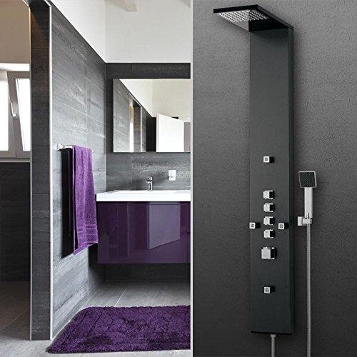 gun metal bathroom faucet - 3