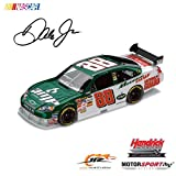 Dale Earnhardt Jr. Amp Energy Chevrolet Impala SS 1:24 NASCAR Diecast Car by The Hamilton Collection