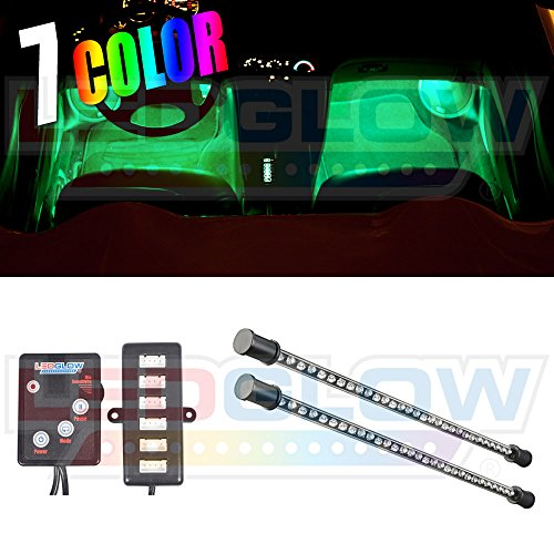 Led Glow 7 Color Interior Lights - 9