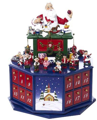 Santa Claus Calendar - 2