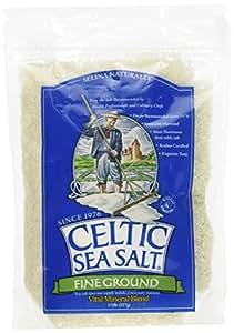 Celtic Sea Salt, Vitamin Mineral Blend (Fine Ground Celtic) 1/2 lb.