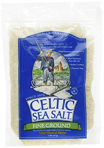 : Celtic Sea Salt Fine Grnd Pou, 0.5 pounds