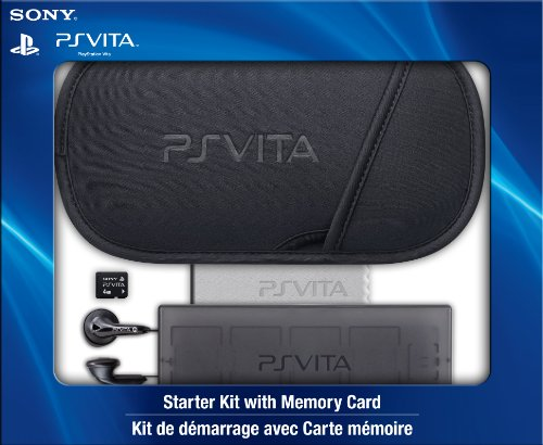 PlayStation Vita Starter Kit with Memory Card