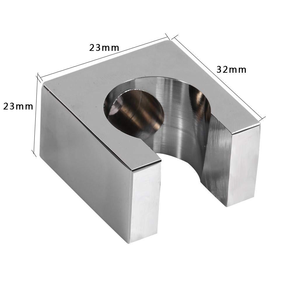 soporte de fijaci/ón de pared de soporte de rociador para cabezal de rociado de ducha de cobre fijo para ba/ño Soporte de fijaci/ón para cabezal de rociado de ducha