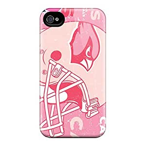 AlissaDubois Iphone 6 Anti-Scratch Cell-phone Hard Cover Support Personal Customs Stylish Arizona Cardinals Skin [jRE7538OoOo]