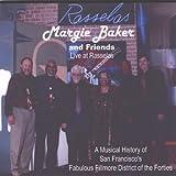 Live at Rasselas by Margie Baker (2010-07-13)