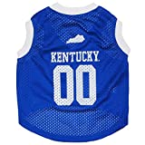 University of Kentucky Mesh Jersey Dog Tank (Large 20'' - 24'')