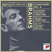 Brahms: Symphony No. 4 / Academic Festival & Tragic Overtures